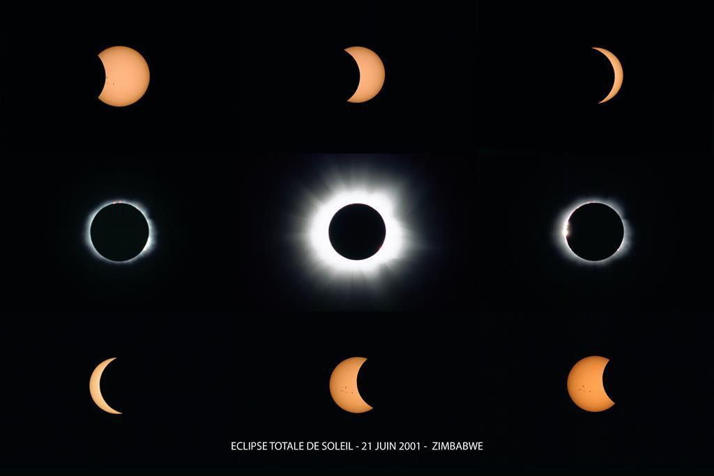 Éclipse totale de Soleil – © Christian Lerme