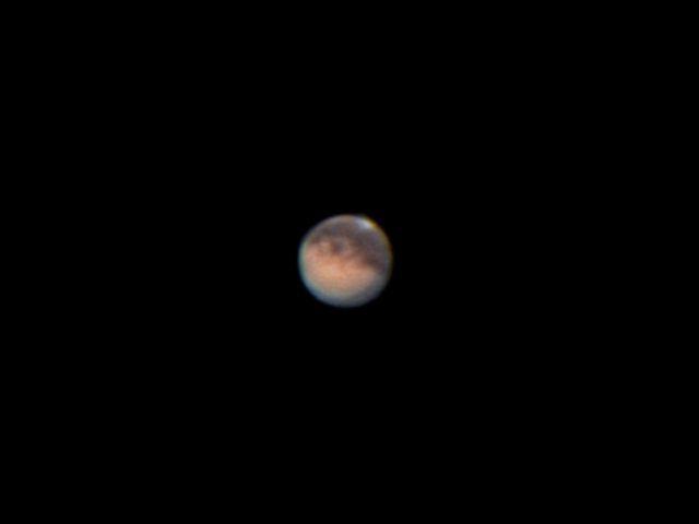 La planète Mars – © Christophe Gervier