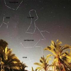 Constellations australes – © Christian Lerme