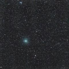 Comète 41P/Tuttle – © Christian Lerme