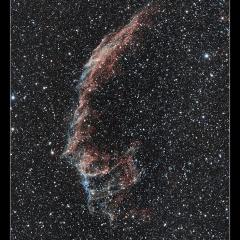 Grande Dentelle (NGC 6992) – © Julien Fabre
